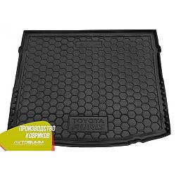 Авто коврик в багажник Toyota Auris 2013- (Avto-Gumm) Автогум