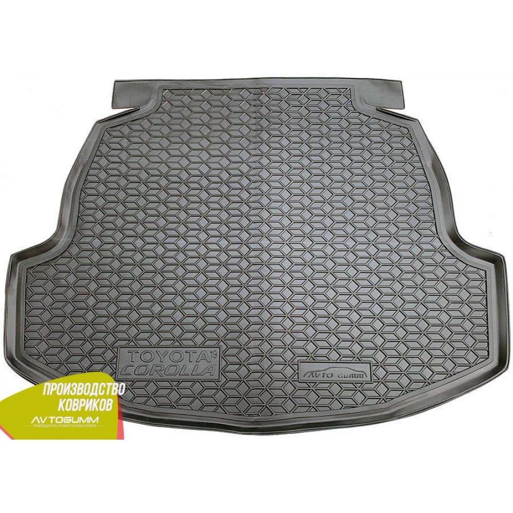 Авто коврик в багажник Toyota Corolla 2019- (Avto-Gumm) Автогум