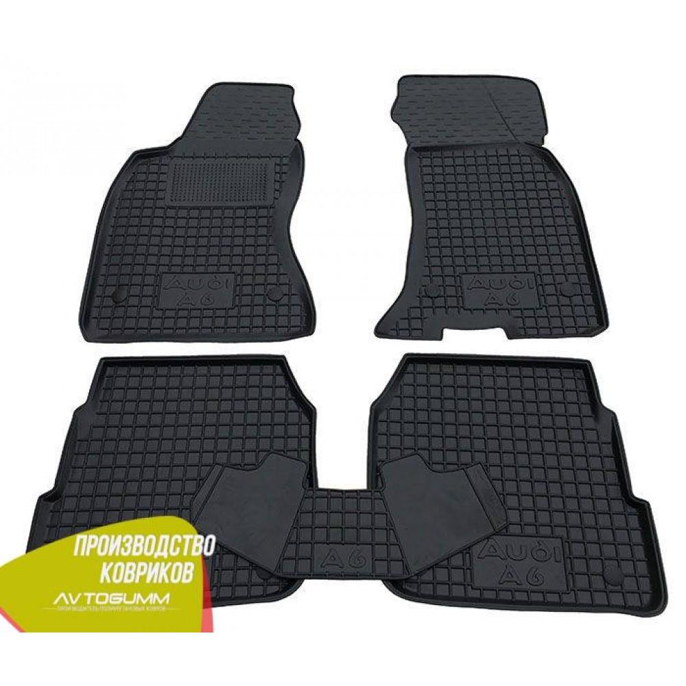 Авто килимки в салон Audi A6 (C5) 1998-2005 (Avto-Gumm) Автогум