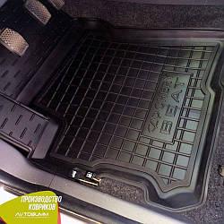 Авто коврики в салон Chery Beat 2011- (Avto-Gumm) Автогум