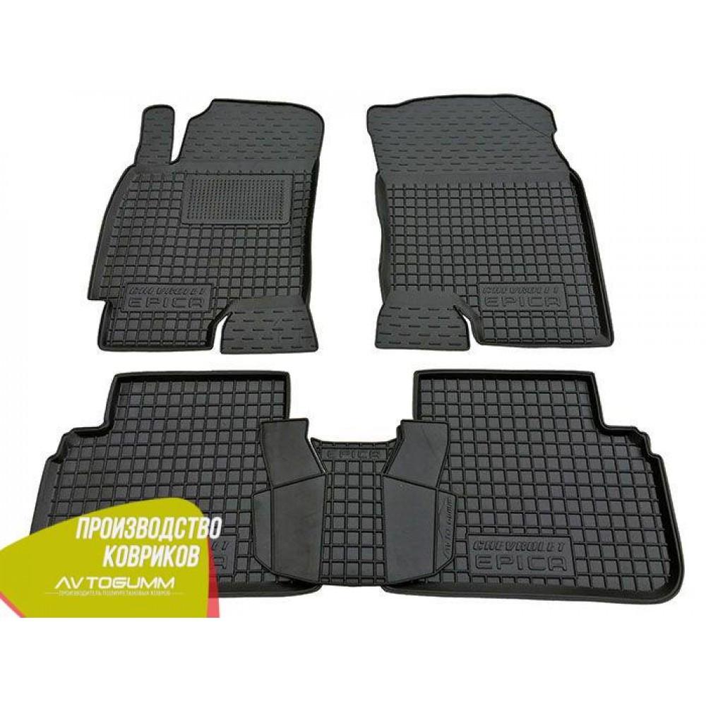 Авто коврики в салон Chevrolet Epica/Evanda (Avto-Gumm) Автогум