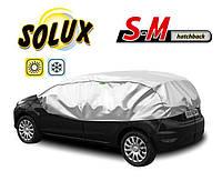 Чехол-тент для автомобиля Kegel-blazusiak Solux размер S-M Hatchback (225-275 см)