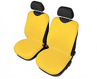 Защитные чехлы-майки на сидения Kegel-blazusiak Shirt Cotton желтые