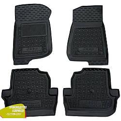 Авто коврики в салон Jeep Wrangler 2018- 2 двери (Avto-Gumm) Автогум