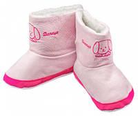Детские домашние ботиночки, Danaya, розовые (21) (K09-B0007_21)