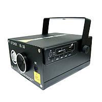 Лазер прожектор HL-26 С USB