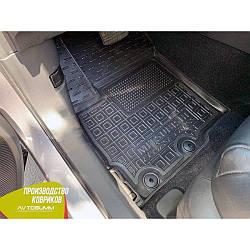 Авто коврики в салон Mitsubishi Eclipse Cross 2018- (Avto-Gumm) Автогум