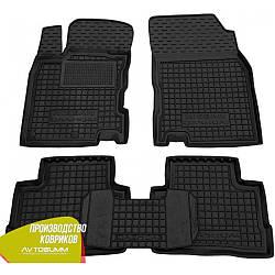 Авто килимки в салон Nissan Qashqai 2014- (Avto-Gumm) Автогум