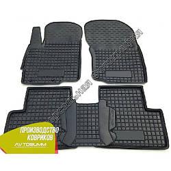 Авто килимки в салон Range Rover Sport 2014- (Avto-Gumm) Автогум