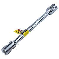 Ключ балонный усиленный 19×22×400мм CrV satine Sigma (6032011)
