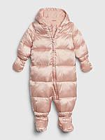 Детский зимний комбинезон ColdControl Max Gap для девочки