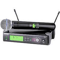Беспроводной профессиональный микрофон Shure SLX Beta58A