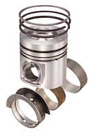 Кольца и поршни AE Glyco - комплект с пальцем, коренные и шатунные вкладыши