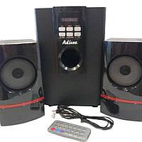 Акустическая система с сабвуфером USBFM-T11BDC-DT