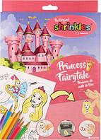 """Набор Shrinkles """"Сказочные Принцессы"""" (WZ005)"""