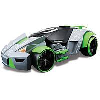 Автомодель - трансформер на р/у Street Troopers PT808 зелёный (81108 green)