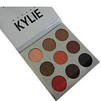 Палетка теней  для век Kylie Kyshadow (серебро)