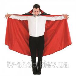 Карнавальный костюм 2 в 1 плащ Дракулы , 125 см
