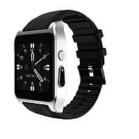 Умные смарт часы  Smart Watch X86 silver