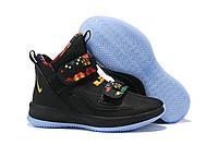 Мужские баскетбольные кроссовки Найк LeBron Soldier 13 All Star Black/Multi-Color