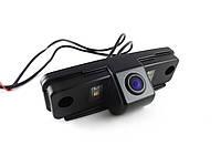 Штатная камера заднего вида Toyota Prado 150 (Falcon SC16 CCD-170)