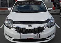 Дефлектор капота SIM KIA Cerato Sd 2013