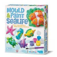 Набор для творчества – фигурки из гипса 'Морской мир' (00-03511)