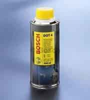 Тормозная жидкость Bosch DOT-4 0.25L