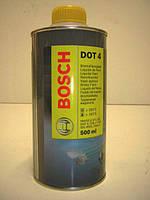 Тормозная жидкость Bosch DOT-4 0.5L