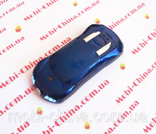 Машина-телефон Bugatti Veyron C618 dual sim TV new, фото 2
