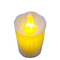Cветодиодные свечи Plastic Dancing Flame набор 12 шт, фото 1