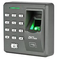 Автономная биометрическая система контроля доступа ZKTeco X7