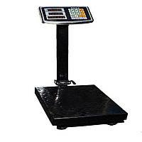 Торговые весы с усиленной платформой на 200 кг 30*40