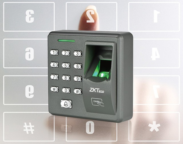 Биометрический контроль доступа ZKTeco X7