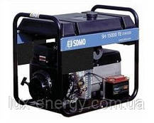 Электростанции SDMO 1-ф бензин  5-10 кВт, фото 3