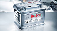 Аккумуляторы Bosch S5 74Ah/ пусковой ток 750A