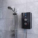 Электрический душ Bristan GLE395 B 9,5 кВт Glee 3 - черный [Класс энергопотребления A], фото 5