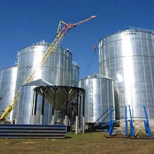 услуги сушки и хранения зерновых
