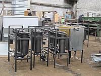 Макет Парогенераторы анодные (электродные)