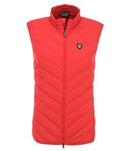 Жилет мужской EA7 EMPORIO ARMANI Vest TANGO RED