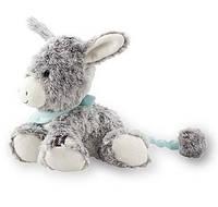 Мягкая музыкальная игрушка Kaloo Les Amis Ослик серый 25 см в коробке  (K963140)