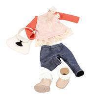 Набор одежды для кукол LORI с кружевами (LO30002Z)