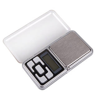 Карманные ювелирные электронные весы 0.01-200 гр (44331)