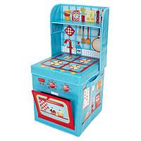 """Игровая коробка для хранения Pop-it-Up """"Кухня""""  (F2PSB15081)"""