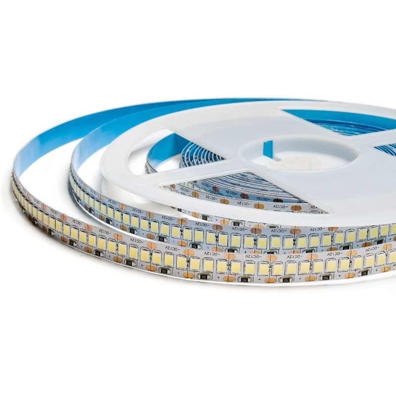 """Светодиодная LED лента гибкая 12V PROLUM™ IP20 2835\240 Series """"PRO"""", Белый (5500-6000К)"""
