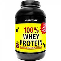 Протеин MultiPower 100% WHEY PROTEIN 900g