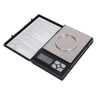 Ювелирные электронные весы 0.01-500 гр 1108-5 notebook (34001)