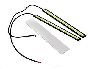 Гибкие дневные ходовые DRL огни 2 шт 17 см (44716)
