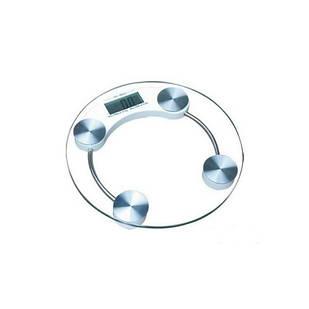Электронные напольные весы 2003 до 180 кг Прозрачный (34002)