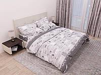 Комплект постельного белья Ранфорс 168 Marcel Семейный